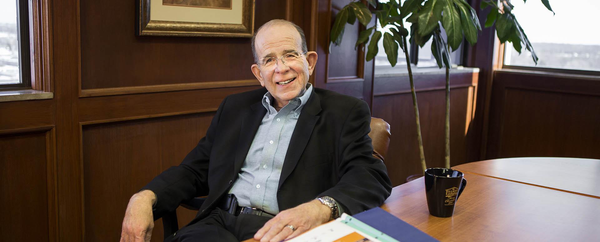 Gordon Elliot, OTC Excellence in Business 2018
